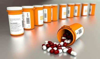 15537708-prescription-medicine-bottles